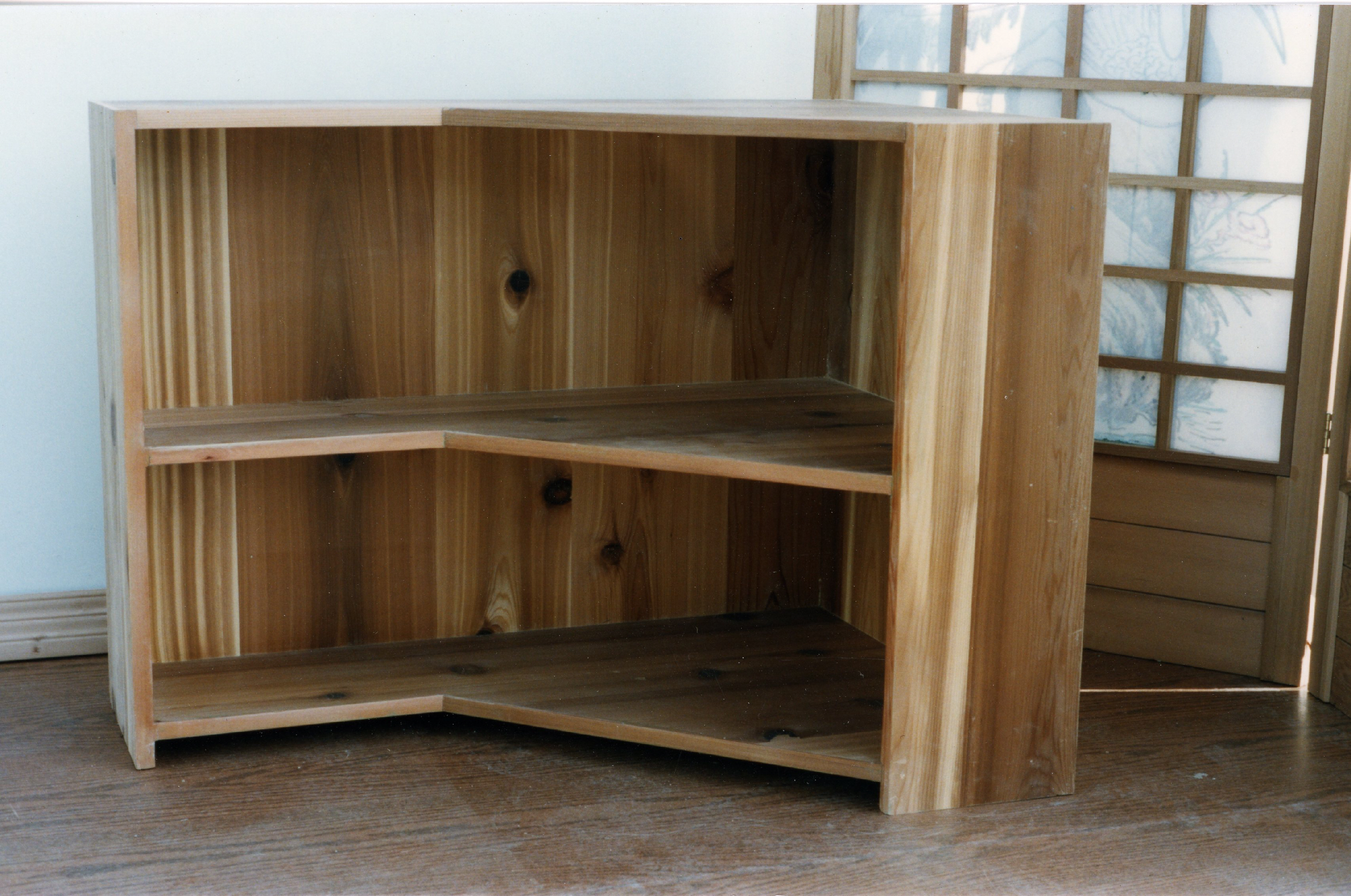 Gallery mission architectural millwork for Cedar kitchen cabinets