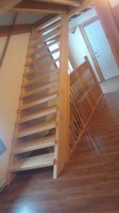 Stairway Installed